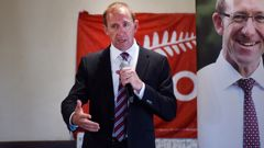 Labour leader Andrew Little (Photo / NZ Herald)
