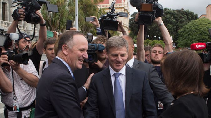 The most senior politician in the land probably had something to hide, writes Felix Marwick (Photo / NZ Herald)