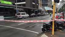 Arrest made after suspected bomb found in Wellington police station