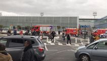 Man shot dead at Paris Orly airport after trying to seize a soldier's weapon