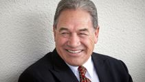 The Soap Box: It's shaping up to be Winston Peters' year