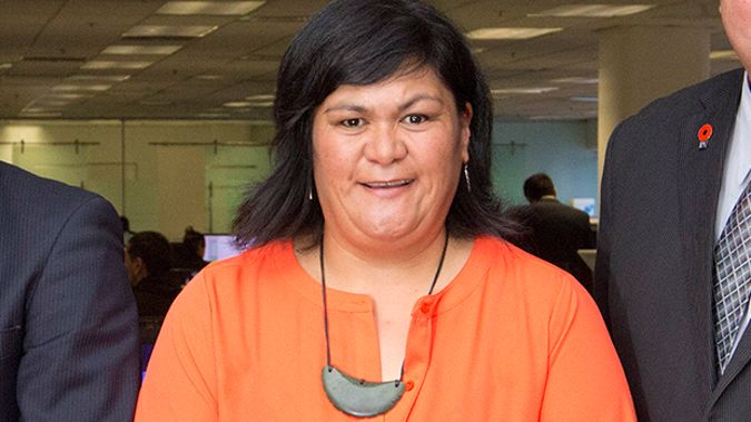 Nanaia Mahuta is one of Labour's Maori MPs who's asked to be removed from the party list (Getty Images).