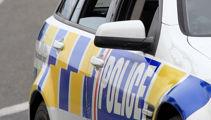 Seven hurt in three-car crash near Hastings