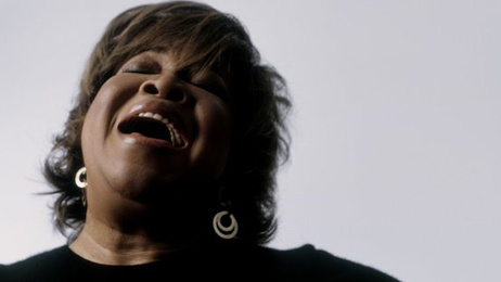 Mavis Staples: Singing to help bring the world together