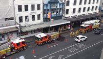 Fire at Auckland strip club contained