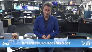 Mike's Minute: Internet purchases need GST