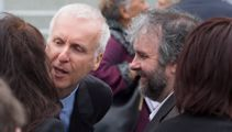 Sir Peter Jackson, James Cameron launch business together