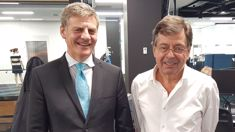 WATCH: PM Bill English joins Leighton Smith in studio