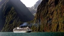 Mike Yardley: Cruising Fiordland