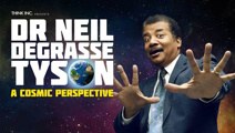Dr Neil deGrasse Tyson: A Cosmic Perspective