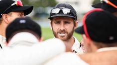 Williamson wins top honour at cricket awards