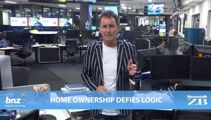 Mike's Minute: Home ownership defies logic
