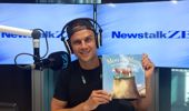 Mark with Moo and Moo and the Little Calf Too book