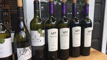 Michael Van de Elzen: Te Motu wine & Chicken liver pate