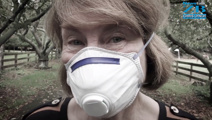 WATCH: Christchurch residents told to wear masks when they go outside