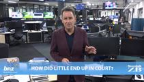 Mike's Minute: What is Little doing in court?