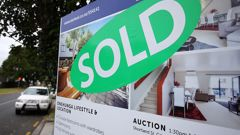 Auckland is no longer New Zealand's least affordable area for housing. (Getty Images)