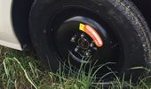 The streets around Wellington Airport had become notorious for tyre slashings. (Frances Cook)
