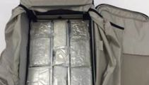 Three arrested after $2.1m ecstasy haul at Christchurch Airport
