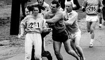 Kathrine Switzer: Running the Boston Marathon for the last time