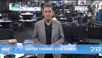 Mike's Minute: Easter trading still a mess