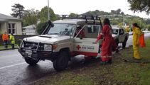 Dave Russell: Red Cross on standby at Edgecumbe