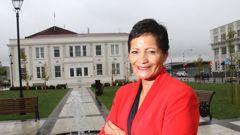National MP Joanne Hayes (Andrew Bonallack).
