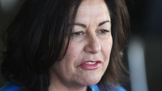 Parata fronts up one last time
