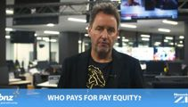 Mike's Minute: Who pays for pay equity?