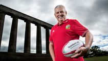Kent Johns: Two New Zealanders announced in Lions squad