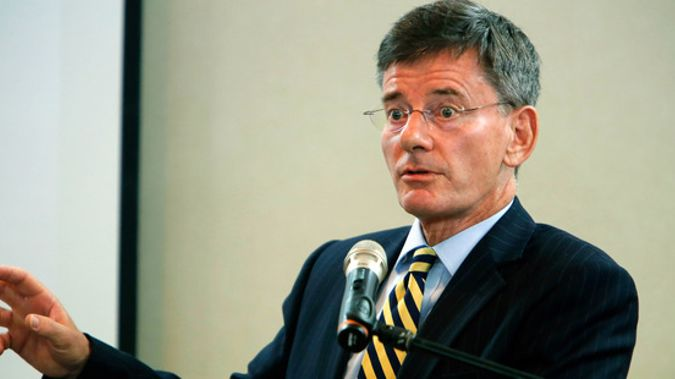 Our minister responsible for our spy agencies Chris Finlayson is expected to be in Queenstown. (John Stone)