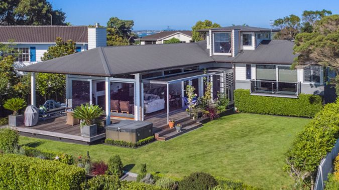 Bayleys sold this house on Clovelly Road Bucklands Beach for more than double its CV. (Bayleys Real Estate)