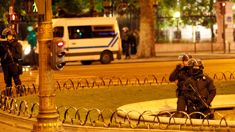 Police officers shot at Champs Elysees, Paris