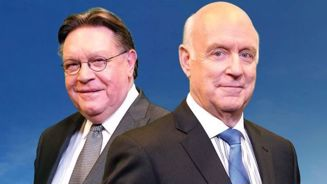 John Clarke takes on 'fake news' and 'alternative facts' in final comedy bow