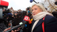 Marine Le Pen: 'Hate preachers must be expelled, mosques must be closed'