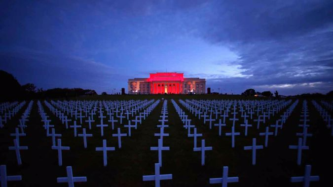 The Auckland War Memorial Museum (Getty Images)
