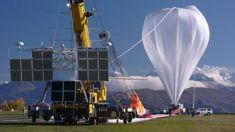 Watch: NASA launches super pressure balloon in Wanaka