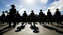 Korean war veterans recall napalm, noise