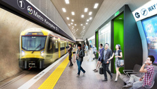 City rail works to begin at Britomart