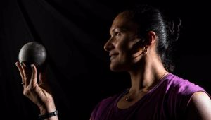 Valerie Adams: Becoming a dame