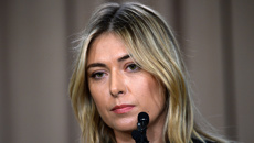 Nadine Higgins: Sharapova only sorry she got caught