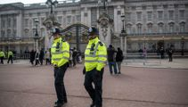 No injuries as knifeman arrested in Westminster