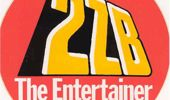 One of 2ZB's old logos