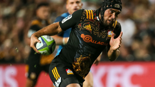 Charlie Ngatai: Long road back to rugby after concussion