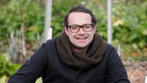Michael Van de Elzen: Anchovy crusted pork