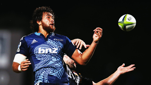 Are we sure that Steven Luatua can't get out of his contract with Bristol? He's playing some seriously good rugby at the moment (Getty Images).