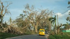 Cyclone Donna remains 'looming' off Vanuatu's coast
