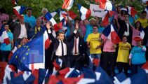 France fights to stop Macron hack distorting election