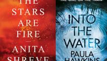 Joan's Picks: Into the Water, The Stars are Fire