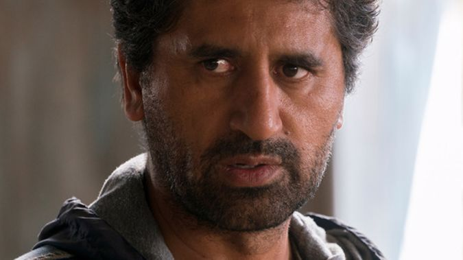 New Zealand actor Cliff Curtis has been cast as the lead character in all four of the upcoming Avatar films (Photo / Supplied)